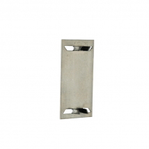 Rollers, Saddles & Shields, 501 Stud Plate
