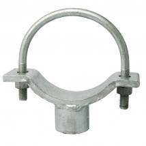 Guides, Slides & Stanchions, 525 Adjustable Pipe Saddle Support w/ U-Bolt