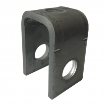 Structural Attachments, 67 Welded Beam Attachment (No Bolt)